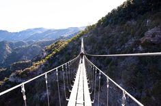 Copper Canyon, Chihuahua, Mexico | 23 Insane Hanging Bridges