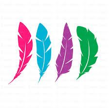 feather clip art google search band banquet pinterest rh pinterest com feathers clip art kids feather clip art images