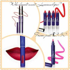 I absolutely love our lip products and they are absolutely fantastic value.   Something to suit every pocket and budget  Www.beautyfromjoanne.co.uk Lip Products, Makeup Essentials, Budgeting, Lipstick, Make Up, Suit, Pocket, Beauty, Maquillaje