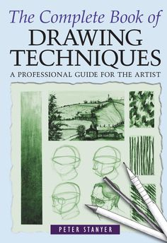 Complete book drawing techniques