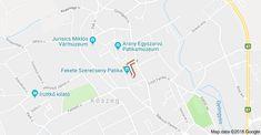 Kőszeg, Fő tér, 9730 térképe