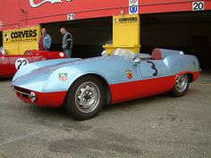 Abarth 207A_spider
