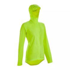 Regenjas voor op de fiets dames 100 fluogeel PBM zichtbaarheid overdag aan €30. Je fietst af en toe in de stad en wil een goede bescherming tegen regen en wind en tegelijk goed zichtbaar zijn overdag? Dan is de jas 100 ideaal. High Neck Dress, Athletic, Zip, Dresses, Products, Fashion, Ride A Bike, Waterproof Rain Jacket, Ears Of Corn