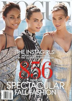 "Vogue - September 2014, ""Pretty Hands"""