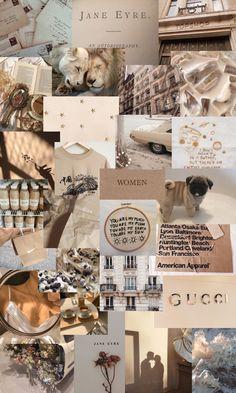 cream / beige aesthetic iphone wallpaper