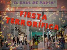 #Nájera 1ª #Fiesta Terrorífica en El Baúl de Paula ¡#Disfruta, #participa y #gana un vale #regalo!