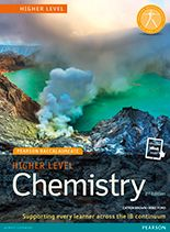 This second edition of the best-selling Pearson Baccalaureate Higher Level Chemistry book has been completely rewritten to match the specifications of the new programme. Fully comprehensive, it covers the core material, the additional higher level material and all the options. Pearson Education