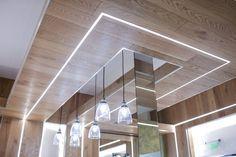 Linear led in bathroom by Euroneon Bathrooms, Led, Bathroom, Full Bath, Bath