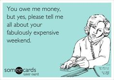 Money Mondays: Why You Shouldn't Lend Money to Your Friends | Her ...