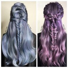 Guy Tang cold colours just love it!