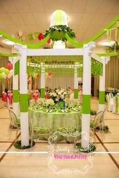 spring centerpiece, spring table setting ideas,