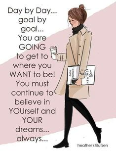 From Rose Hill Design Studio by Heather Stillufsen Motivational Quotes For Depression, Positive Quotes For Women, Positive Thoughts, Inspirational Quotes, Quotes To Live By, Me Quotes, Quotes Images, Qoutes, Encouragement