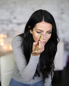 Next time you apply your makeup use the lightest touch humanly possible. It's good for so many reasons. Maskcara Makeup, Maskcara Beauty, Skin Makeup, Makeup Tips, Beauty Makeup, Hair Beauty, Best Makeup Artist, Makeup Artists, Makeup Blending