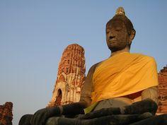 (A faire) Visite d'un temple bouddhiste