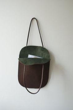 Una impresionante bolsa plana