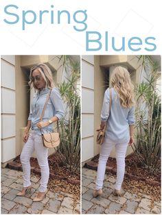 Spring Blues | A Grain Of Style | Spring Fashion | Fashion