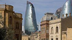 The Four Seasons in Baku #wishfulthinking