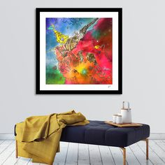 Discover «Carina Nebula», Exclusive Edition Fine Art Print by Emilia Telios - From $25 - Curioos