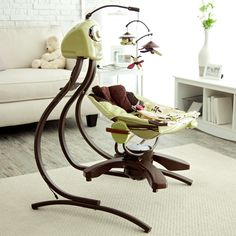 Have to have it. Fisher-Price Zen Collection Cradle Baby Swing $156.00