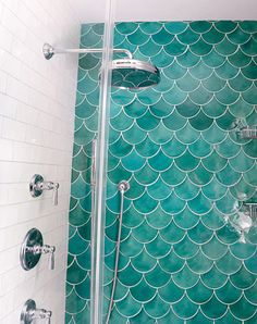 Ocean-inspired tiling