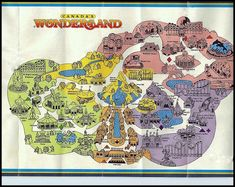 In the Taft Broadcasting Company, along with Great West Life, opened up Canada's first theme park, Canada's Wonderland in Vaughan, Ontario. Great West, Childhood Days, Vintage Photographs, Ontario, Fairy Tales, Retro Vintage, Wonderland, Nostalgia, Canada