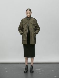 LOOK   2014-15 FW TOKYO COLLECTION   HYKE   COLLECTION   WWD JAPAN.COM