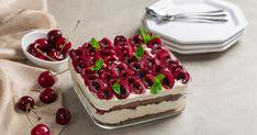 Tiramisu, Raspberry, Fruit, Ethnic Recipes, Food, Essen, Meals, Raspberries, Tiramisu Cake