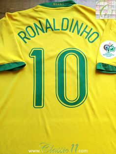 42 Best Classic Brazil Football Shirts Images In 2019