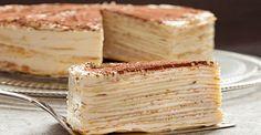 Торт «Kрепвиль» - Шедевры Кулинарии