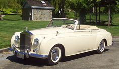 1959 Drophead Coupé by James Young (chassis LSJF202, body 4033, design SC25), one unit produced