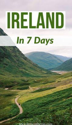 This ultimate 7 day Ireland itinerary will guide you in planning trip to Ireland! From Dublin to Dingle, this 7 day Ireland itinerary covers it all! Ireland Travel Guide, Europe Travel Guide, Europe Destinations, Travel Guides, Traveling To Ireland, Travelling Europe, Travel Hacks, Travel Essentials, Oregon