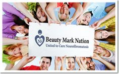 Beauty Mark Nation   United to cure NeurofibromatosisBeauty Mark Nation   United to cure Neurofibromatosis