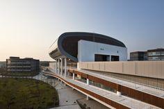 School Lobby Architecture