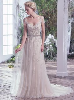 Maggie Bridal by Maggie Sottero Kylie-6MW811 Maggie Sottero Haute Couture Prado Chattanooga, TN, bridal, prom, pageant, tuxedo