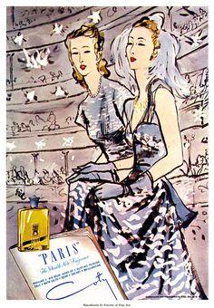 Coty perfume ad