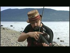 Swil Kanim on Vimeo - Swil Kanim, a classically trained violinist, native storyteller and actor, is a member of the Lummi Tribe. More at: http://www.swilkanim.com/