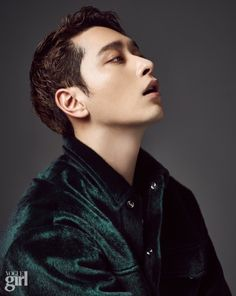2PM's Chansung | Vogue Girl January 2015 Issue