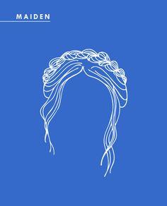 ban.do to do list - braid your hair!