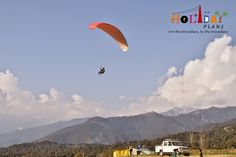 http://planning4holidays.blogspot.in/2015/03/road-trip-to-bir-paragliding-capital-of.html .. Some other paragliders near landing site .. #paragliding #road #trip #village #monastery #large #stupa #Bir #landing #point #Billing #take #off #adventure #Himachal #Pradesh #India #HolidayPlans