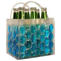 chill bag - 6 pack