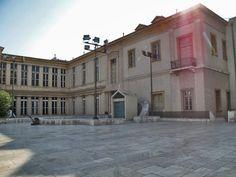 Arsakio Terrace, Arsakio, Stadiou Str., Athens Attica Greece, Neoclassical, Athens, Terrace, Greek, Mansions, Architecture, House Styles, City