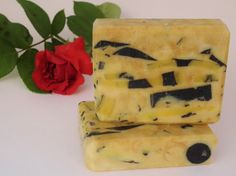 Olive Oil and Aloe Vera Artisan Soap by nipnoos on Etsy