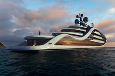 New 130m superyacht concept Epiphany | SuperYacht Times