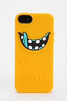 #UrbanOutfitters          #Cell Phone #Gadgets      #finish* #rawr #easy-touch #squishy #tactile #squeegee #anti-static #application #sleek #microfiber #monster #coat #silicone #soft #fit #iphone #protector #phone #screen #case       Monster Silicone iPhone 5 Case                      Overview:* Rawr - it's for you* Monster phone cover crafted from squishy silicone and topped with a soft coat finish* Includes 2 anti-static screen protector, a squeegee for application & 1 microfiber wipe…
