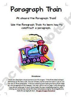 Paragraph Train