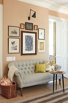 Lauren Liess' Master Suite in the 2016 Southern Living Concept House - Decorating Ideas and Fashion Trends Lauren Liess, New Home Wishes, Southern Living Homes, Living Room Colors, Living Rooms, Room Pictures, Home Decor Styles, Master Suite, Master Bedroom