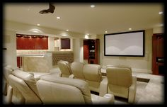 79 best Media  Home Theater Design Ideas images on Pinterest   Home     79 best Media  Home Theater Design Ideas images on Pinterest   Home theatre   Home theatre lounge and Living room