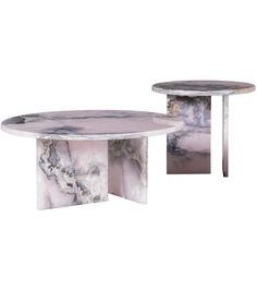 Tebe Baxter Occasional Table Tebe designed by Baxter P. is an occasional tables collection for indor use. It is made of Pink onyx stone. Round Marble Table, Round Dining Table, Marble Furniture, Fine Furniture, Coffee And End Tables, Occasional Tables, Coffee Table Design, Shops, Basin