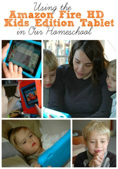 The New Amazon Fire HD Kids Edition is a wonderful Christmas gift, especially to use in a homeschool family. Take a look at why we love it! #FireHDKidsEdition #CG Homeschool High School, Homeschool Kindergarten, Homeschool Curriculum, Elementary Schools, Preschool, Homeschooling Resources, Amazon Kids Tablet, Teaching Kids, Kids Learning