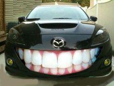 The dentist car - Toothy #OremDentist